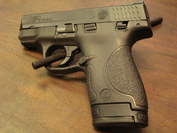 Smith & Wesson M&P Shield .40
