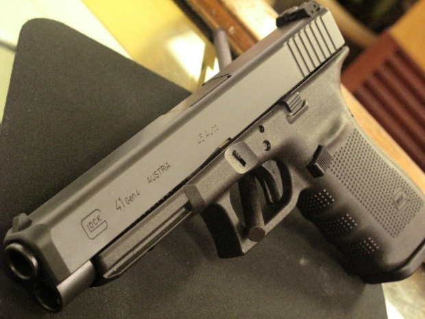 Check this bad boy out!! Just In!!! Glock 41 Gen 4 Brand New .45 auto