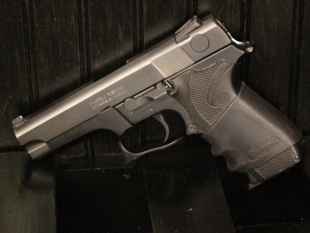Smith & Wesson Model 5944 9mm $350 OTD