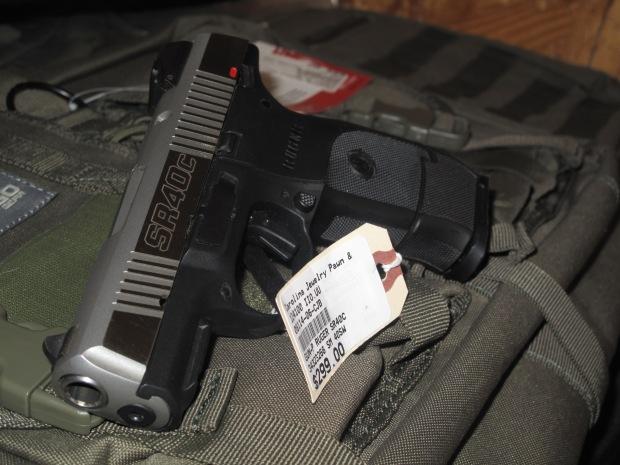 Used Ruger SR40c $299