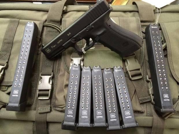 glock 17 4th gen